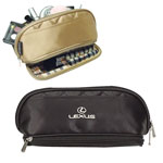 Cosmetic Bags & Shave Kits