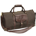 Leather Duffels