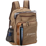 Tahoe Canvas Backpack