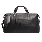 Milano Leather Duffle