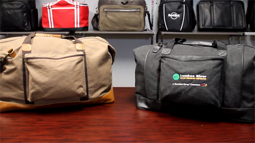 P4659 Tahoe Canvas Duffle